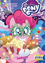 MY LITTLE PONY COMIC MICRO-SERIES 5 PINKIE PIE