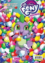 MY LITTLE PONY COMIC MICRO-SERIES 9 SPIKE