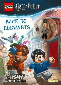 Lego Harry Potter : BACK TO HOGWARTS Activity Book
