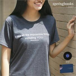 เสื้อยืด Springbooks ลาย นาซ่าก็พาเธอ Freesize หญิง