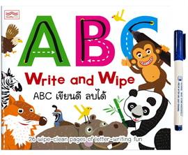 Write and Wipe ABC เขียนดี ลบได้