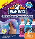 ELMER''S  GALAXY SLIME STARTER PACK