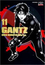 GANTZ เล่ม 11 (ฉบับการ์ตูน)
