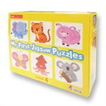 การ์ดคำศัพท์ My First Jigsaw Puzzles