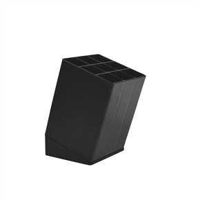 SV UDEE ช่องสียบปากกา 9 ช่อง สีดำ 19016