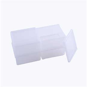 SV UDEE กล่องพลาสติก P4-สีขาว