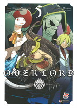 OVER LORD เล่ม 5 (ฉบับการ์ตูน)