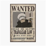 Poster wanted Law