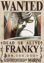 Poster wanted Franky