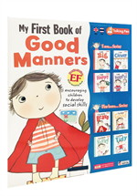 My First Book of Good Manners (Talking Pen Thai-English Box Set)