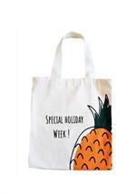 กระเป๋าผ้า Special Holiday Week