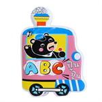 หนังสือลอยน้ำ ABC ปู๊น ปู๊น (สำหรับเด็ก 0-3 ขวบ)