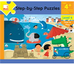 StepByStep Puzzle -Age4+Time to Play