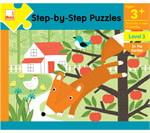 StepByStep Puzzle-Age3+In the Garden PLI