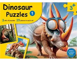 Dinosour Puzzles 1 PLI
