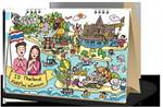 ปฏิทินตั้งโต๊ะประจำปี 2563 ชุด ID Thailand