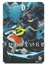 OVER LORD Vol.6 (ฉบับการ์ตูน)