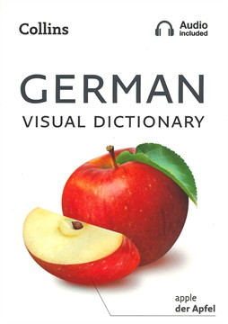 GERMAN VISUAL DICTIONARY PB