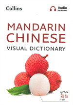MANDARIN CHINESE VISUAL DICTIONARY PB