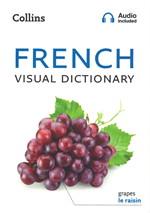 FRENCH VISUAL DICTIONARY PB