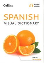 ?SPANISH VISUAL DICTIONARY PB