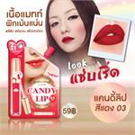 เมจิ แคนดี้ ลิป แอนด์ ชีค เรด 03 Pack6