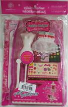 Barbie Fashion Designer สนุกกับการออกแบบแฟชั่น
