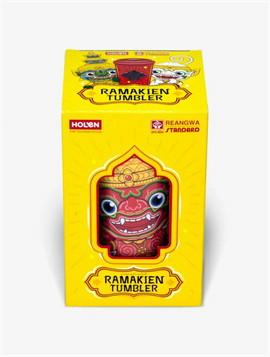 แก้วร้อน IML360ml. The Ramakien-Sukreep