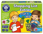 Orchard Shopping List Extra-Fruit & Veg