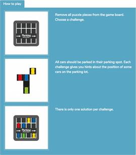 Smart Games Parking Puzzler