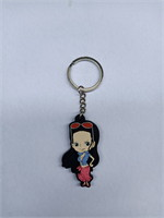 Keychain Rubber NW1 Robin