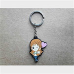 Keychain Rubber NW1 Nami