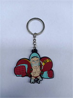Keychain Rubber NW1 Franky