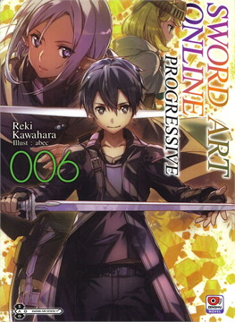 SWORD ART ONLINE PROGRESSIVE Vol.6