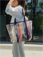 CANDY  CANE BINI Mini Tote สี Rainbow 2