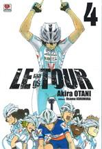 LE TOUR เลอ ตูร์ เล่ม 4 (Comic)