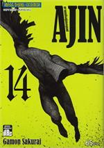 AJIN สายพันธุ์อมนุษย์ เล่ม 14 (เหมาะสำหรับ 18+)