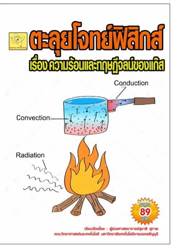 ตะลุยโจทย์ฟิสิกส์ เรื่องความร้อนและทฤษฎีจลน์ของแก๊ส