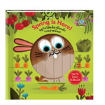 Spring Is Here! ฤดูใบไม้ผลิมาถึงแล้ว กระต่ายน้อย! (เรียนรู้ 2 ภาษา สนุกกับใบหน้าที่เปลี่ยนไป)