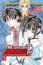 THE GENTLEMEN ALLIANCE -CROSS- เล่ม 7