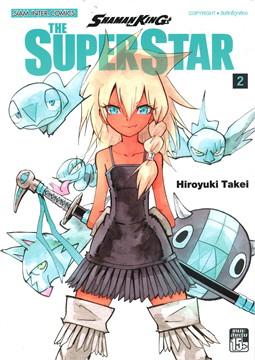 SHAMAN KING THE SUPER STAR เล่ม 2