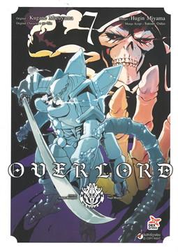 OVER LORD เล่ม 7 (ฉบับการ์ตูน)