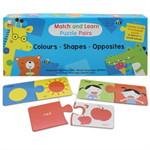 Match&Learn Puzzle Pairs-Color Shape PLI