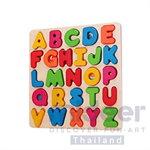 Mideer มิเดียร์ ABC Alphabet Board บอร์ด ABC ฝึกภาษา (2+)