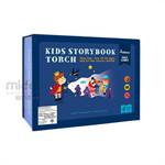 Mideer มิเดียร์ Kids Storybook Torch-Big ไฟฉายเล่านิทานขนาดกลางพร้อมนิทาน 4 เรื่อง (3+)