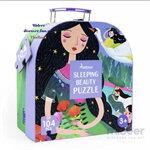 Mideer มิเดียร์ Puzzle-Sleeping Beauty จิ๊กซอว์ปริศนาเจ้าหญิงนิทรา (3+)
