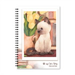 Notebook Cat Story ปกอ่อนสันห่วง(แบบที่1)