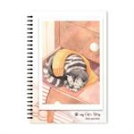 Notebook CatStory ปกอ่อนสันห่วง(แบบที่2)