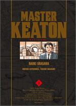 MASTER KEATON เล่ม 1