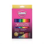 มาสเตอร์อาร์ต ดินสอสี 36 สี